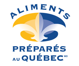 Ingredients prepared in Quebec